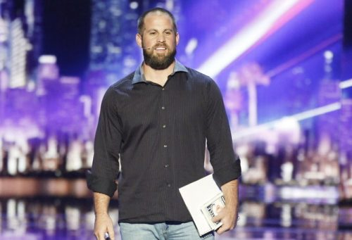 Jon Dorenbos magically advances on 'America's Got Talent'