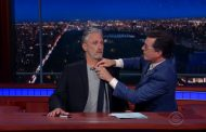 Last Week In Late Night: Jon Stewart Takes Over