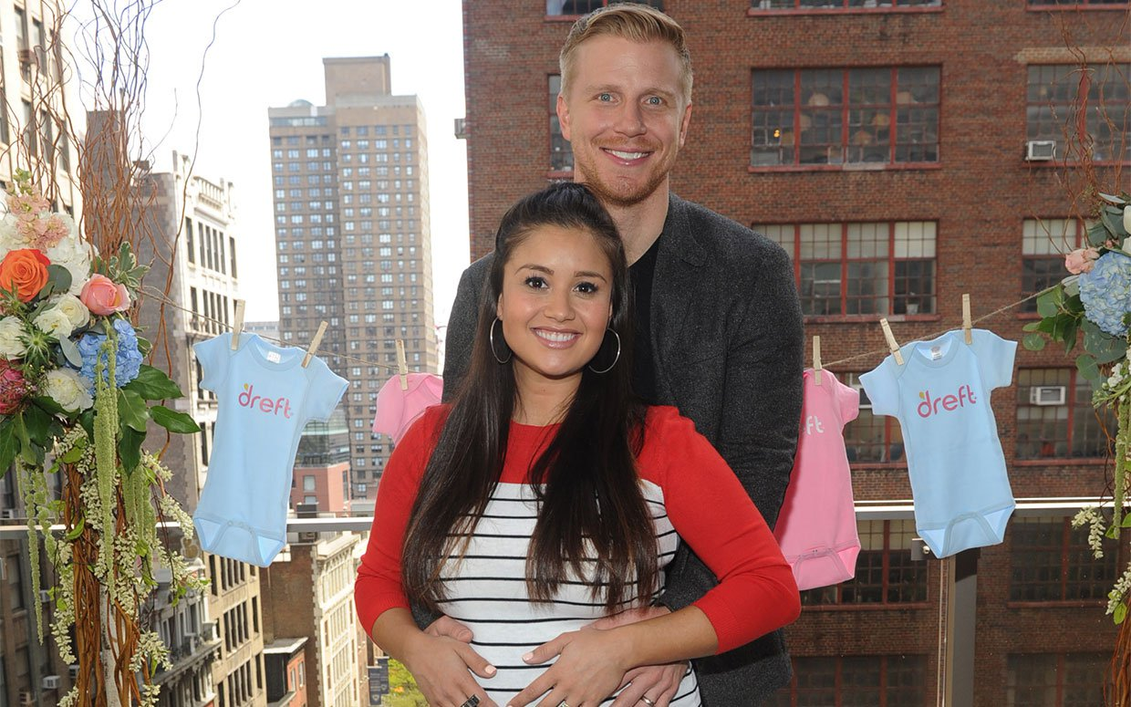 The Bachelor Sean And Catherine Lowe Welcome Baby Boy Photo