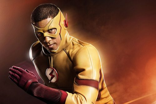 'The Flash' Reveals First Photos of Keiynan Lonsdale as Kid Flash