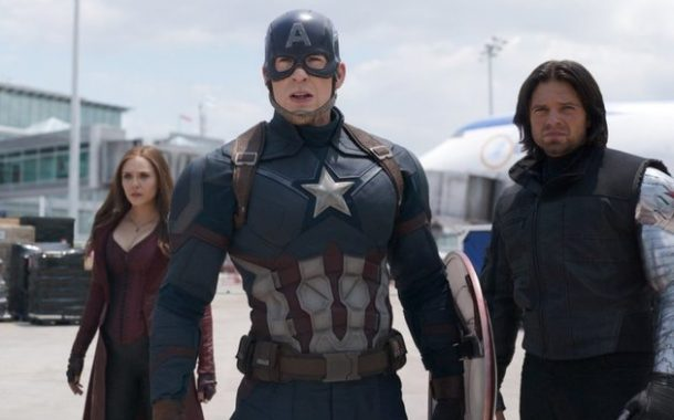 Directors Confirm Captain America Steps Away from Captain America