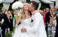 Dancing with the Stars Kym Johnson and Robert Herjavec Married!