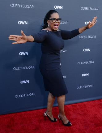 Oprah Winfrey Shows Off Weight Loss at Queen Sugar Premiere