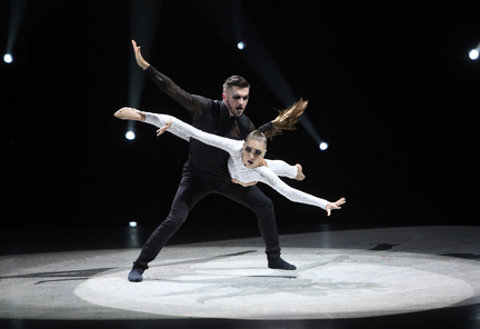 So You Think You Can Dance 2016 Spoilers - Maddie Ziegler and Travis Wall Performance