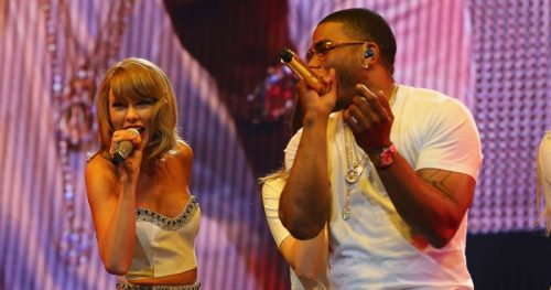 Taylor Swift Does 'Dilemma' Duet With Nelly