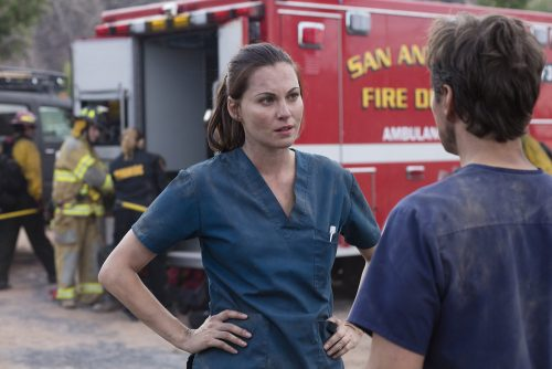 'The Night Shift' Steady in Finale