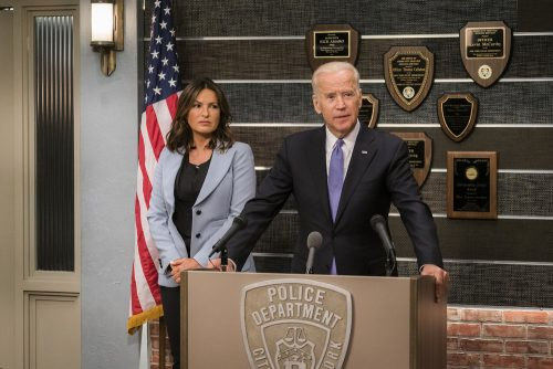 VP Joe Biden To Guest Star on Law & Order SVU Season 18