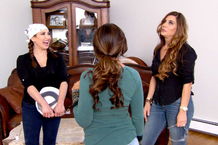 Real Housewives of New Jersey 2016 Spoilers: Spa-Cation (Video)