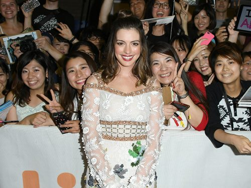 Anne Hathaway Dreams of Giant Monsters in 'Colossal' Film's First