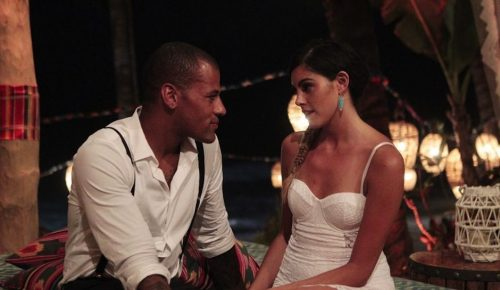 Bachelor in Paradise 2016 Grant and Lace