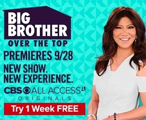 Big Brother Over The Top Logo
