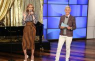 Celine Dion Sings 'Work It' and 'Hot In Herre' on Ellen Show (VIDEO)