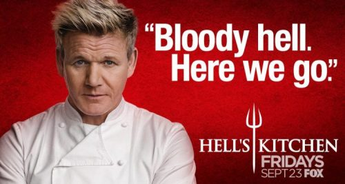 Hell's Kitchen 2016 Spoilers - Season 16 Premiere and Chefs