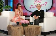 Lea Michele Picks A New Boyfriend on The Ellen Show (VIDEO)