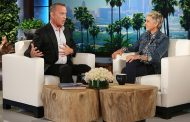 Tom Hanks and Ellen DeGeneres Have Pixar Voice-Off on Ellen Show (VIDEO)