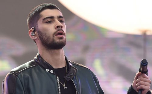 Zayn Malik and Dick Wolf Working On Boy Band Drama for NBC