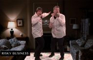 James Corden and Tom Cruise Act Out His Iconic Movie Scenes (VIDEO)