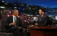 President Obama Reads Mean Tweets on Kimmel; Disses Trump (VIDEO)