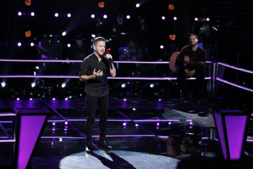 The Voice USA 2016 Spoilers - Voice Knockouts Night 2 Performances - Billy Gilman vs Ponciano Seoane