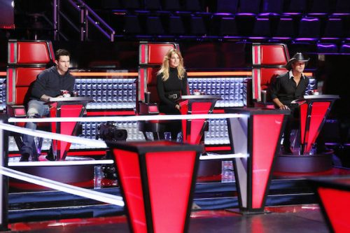 Miley Cyrus swoons over Florida singer Christian Cuevas on The Voice