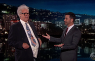 Will Ferrell Brings Back Harry Caray Impression on Kimmel (VIDEO)