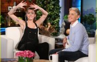 Miley Cyrus Discusses Wearing Her Engagement Ring