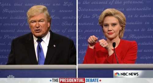 news alec baldwin mock donald trumps very week