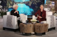 Helen Mirren Plays Heads Up on The Ellen DeGeneres Show (VIDEO)