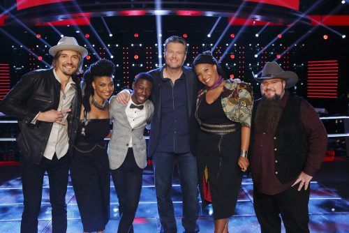 The Voice USA 2016 Spoilers - Voice Playoffs - Team Blake
