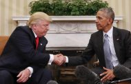 President Barack Obama Meets Donald Trump for the First Time