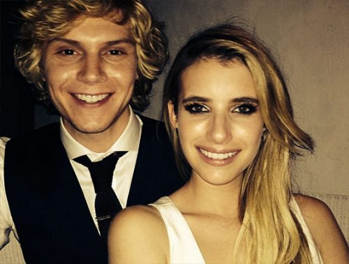 evan-peters-emma-roberts-american-horror-story-coven-premiere