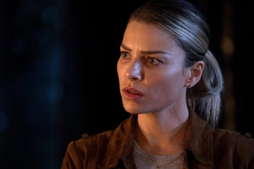 "LUCIFER: Lauren German in the ""Trip To Stabby Town"" episode of LUCIFER airing Monday, Nov. 14 (9:01-10:00 PM ET/PT) on FOX. ©2016 Fox Broadcasting Co. Cr: Jack Rowand/FOX"