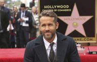Ryan Reynolds Receives Star on Hollywood Walk of Fame