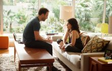 "Girlfriends' Guide To Divorce Season 3 Episode 1 ""Rule #43: When One Door Opens, They're An Icy Draft"" Promo Pictures"