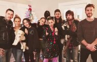 Liam Hemsworth Joins Miley Cyrus and Family For Holiday Photo