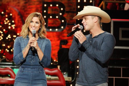 Lip Sync Battle Season 3 Spoilers - Christmas Special - Cassadee Pope vs Dustin Lynch