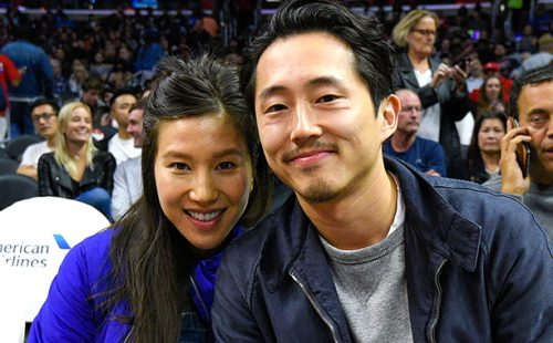 The Walking Dead Star Steven Yeun Got Married Over The Weekend