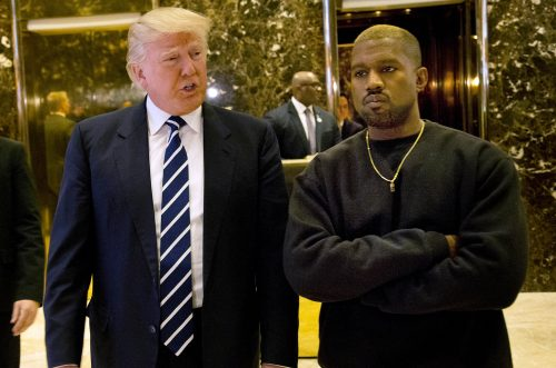Kanye not invited to 'traditionally American' Trump inauguration