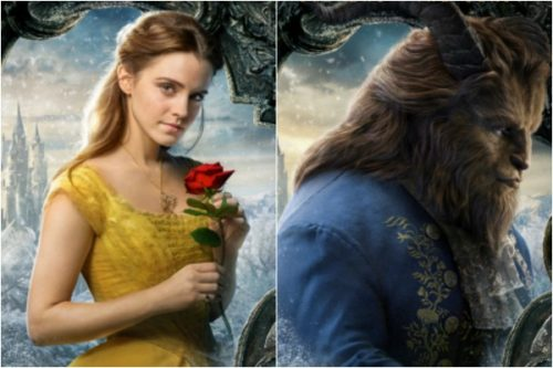 Disney Releases Beauty And The Beast Character Posters PHOTOS