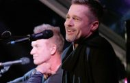Brad Pitt Makes Rare Appearance At Charity Concert After Divorce