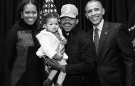 Chance the Rapper Shares Sweet Photo of Daughter with Obamas (PHOTO)