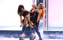 Fifth Harmony Performance Without Camila Cabello on PCAs 2017 (VIDEO)
