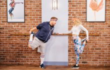 Kate Hudson and James Corden Take On Toddlerography (VIDEO)