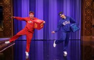 Mike Myers and Jimmy Fallon Battle in Dance Off on Tonight Show (VIDEO)