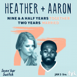 Seven Year Switch Season 2 Spoilers - Season 2 Couples - Heather and Aaron