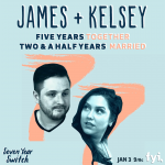 Seven Year Switch Season 2 Spoilers - Season 2 Couples - James and Kelsey