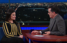 Idina Menzel Shares Her Son Doesn't Like Frozen