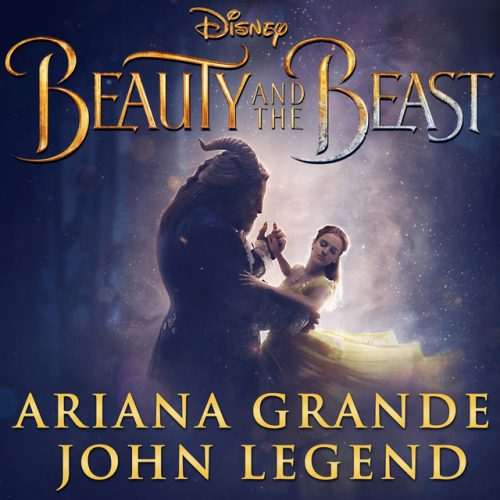 Love Each Other When Two Souls: Beauty And The Beast Releases Ariana Grande And John