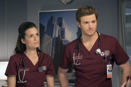 Chicago Med Season 2 Recap: Episode 14 - Cold Front