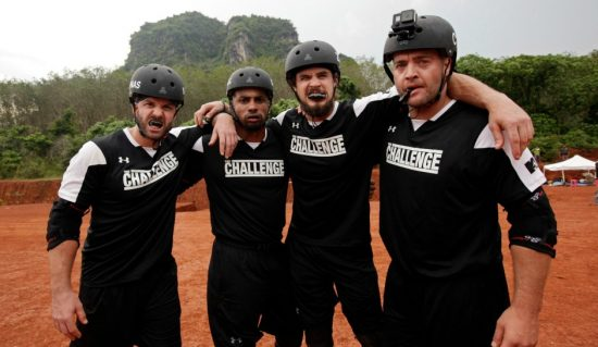 The Challenge Invasion 2017 Invasion of th Champions n MTV